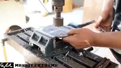 Quer fazer uma moto serra.