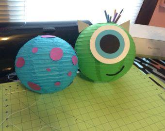 Monsters Inc Lanterns