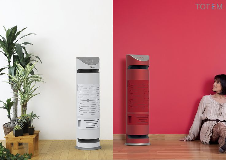 Totem - Stand floor air conditioner on Behance