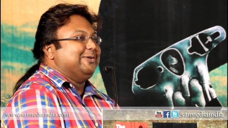 #DImman speaks about #Jeeva Movie at press meet