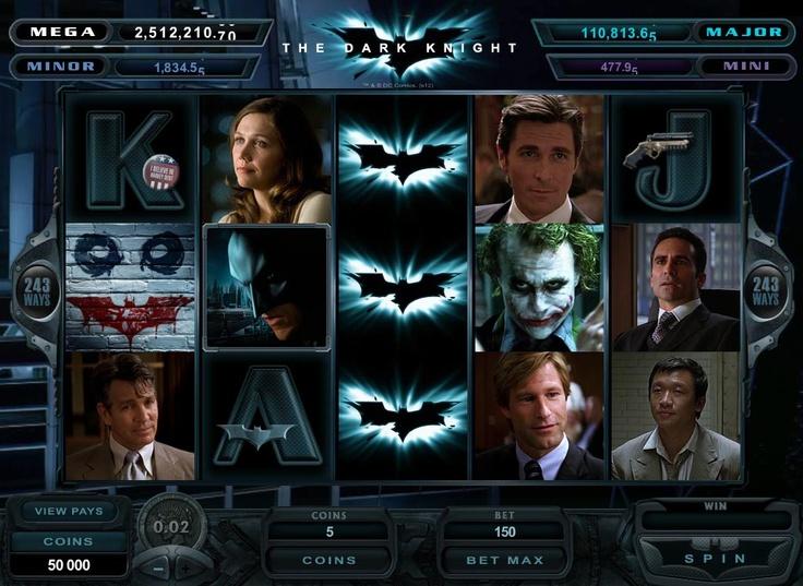 Gana el Premio Acumulado en la Famosa Tragamonedas de Batman. La última sensación de juego online