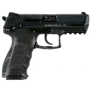 """HK P30S 40S&W V3 DECOCKER 3.8"""" AMBI SFTY 2-13RD - EMAIL SPECIALS"""