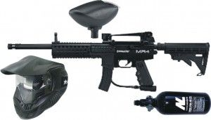 Spyder MR4 Premium set