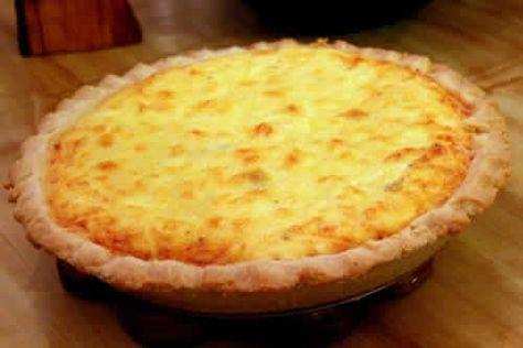 tarte aux trois fromages thermomix, voila une recette simple et facile pour faire cette délicieuse tarte aux fromages chez vous à la maison.