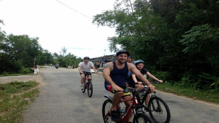 Cycling Experience in Red River Vietnam 14 Days