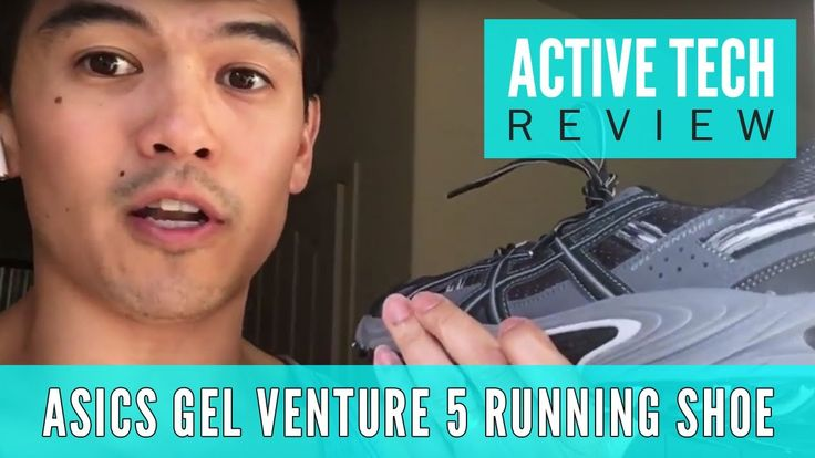 ASICS Men's GEL Venture 5 Trail Running Shoe (Best Selling Shoe on Amazon) http://amzn.to/2pURAii https://www.youtube.com/watch?v=yU9jnvMPTA8
