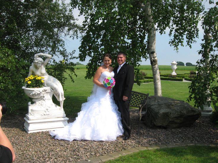 A lovely June wedding!