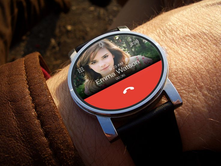 iWatch Call