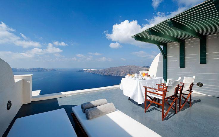 Anastasis Apartments Santorini | Architecture | Pinterest ...