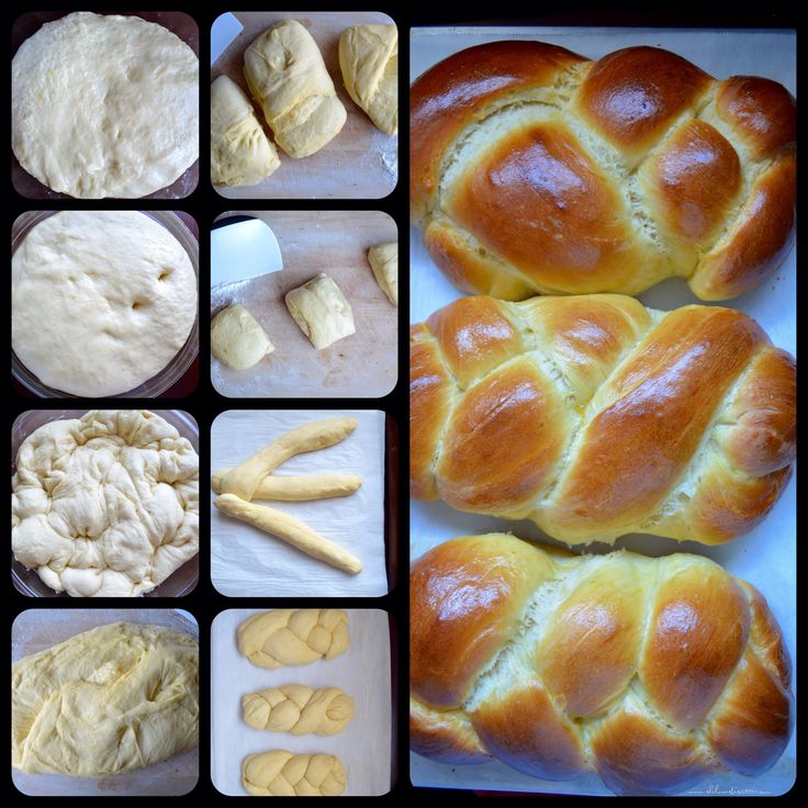 Lina's Italian Easter Sweet Bread