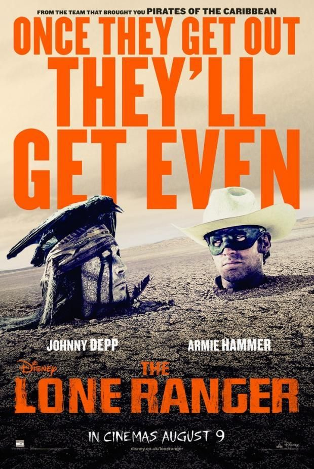 Best 11 the lone ranger hi yo silver away images on pinterest new uk poster for the lone ranger fandeluxe Choice Image