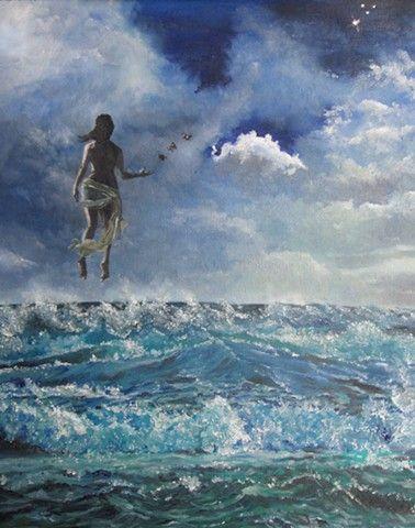 WARREN FAYE ART - Transcend