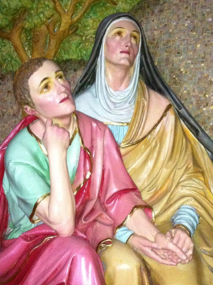 st monica y s. agustin de hipona. | St. Monica Church