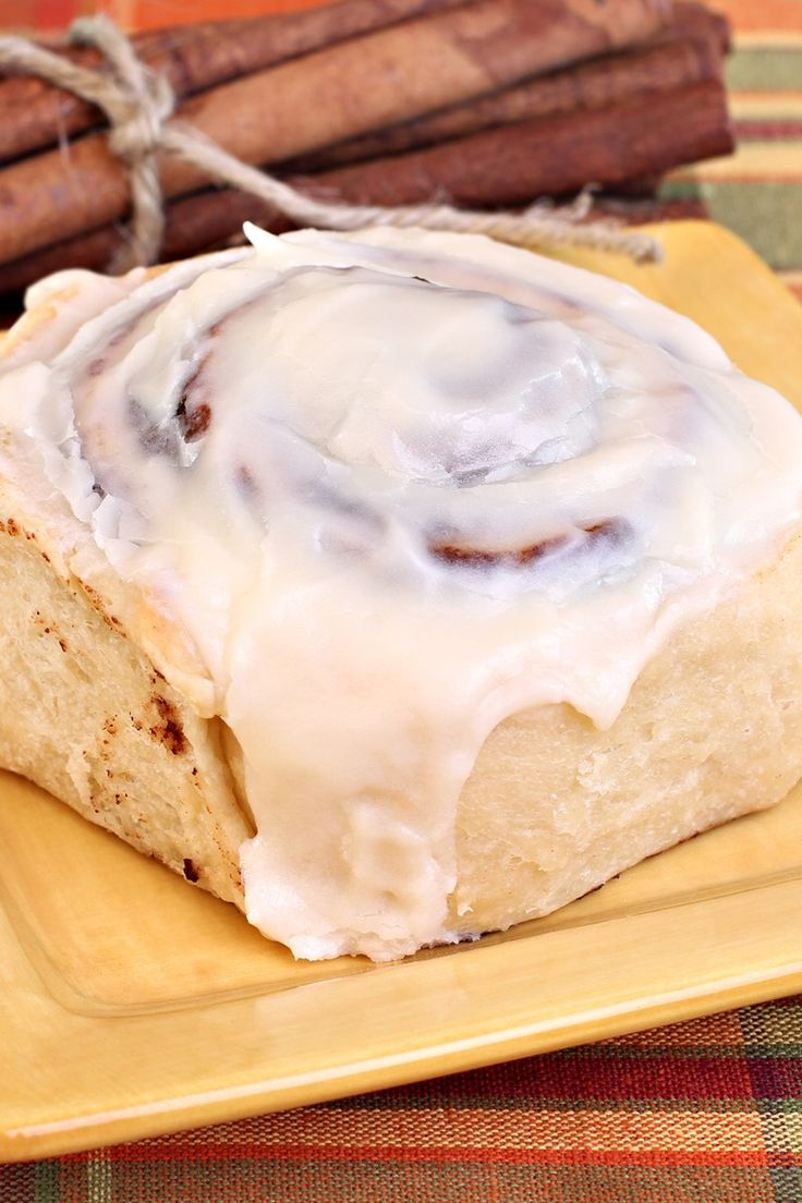 The Perfect Cinnamon Roll Icing Recipe