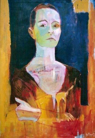Portrait. Jane Susanne Andersen. Denmark