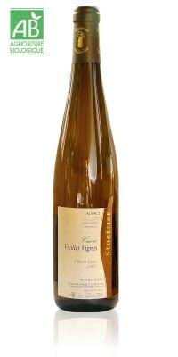 Pinot gris BIO, vin d'alsace, vin apéritif vente en ligne - Côté apéritif