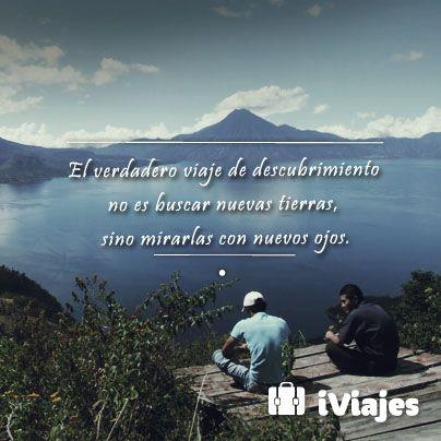 Un viaje, una experiencia #Frase #Iviajes #Telcel #Mexico #Vacaciones