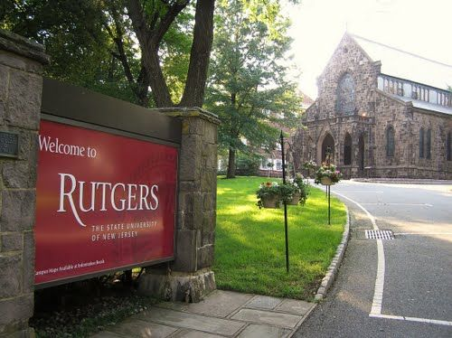 I've been to  two weddings there at Rutgers University, New Brunswick, New Jersey - Kirkpatrick Chapel