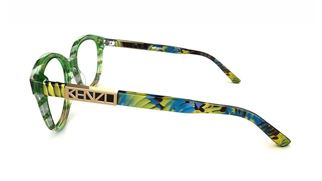 outlet store multiple colors the best attitude KENZO Women's Glasses KZ2503S | Green Frame £149 ...