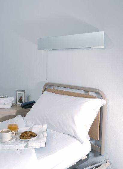 """LAMP presenta el nuevo cabezal de hospital """"CLINIC"""" en el XXVI Congreso Nacional de Ingeniería Hospitalaria de Barcelona (Enllave 20/10/2008)"""