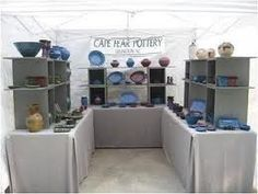 pottery booth displays - Google Search More