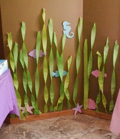 Under the Sea/ Mermaid Birthday Party Ideas | Catch My Party | Little Mermaid Party | Finding Nemo Party | Disney Party |