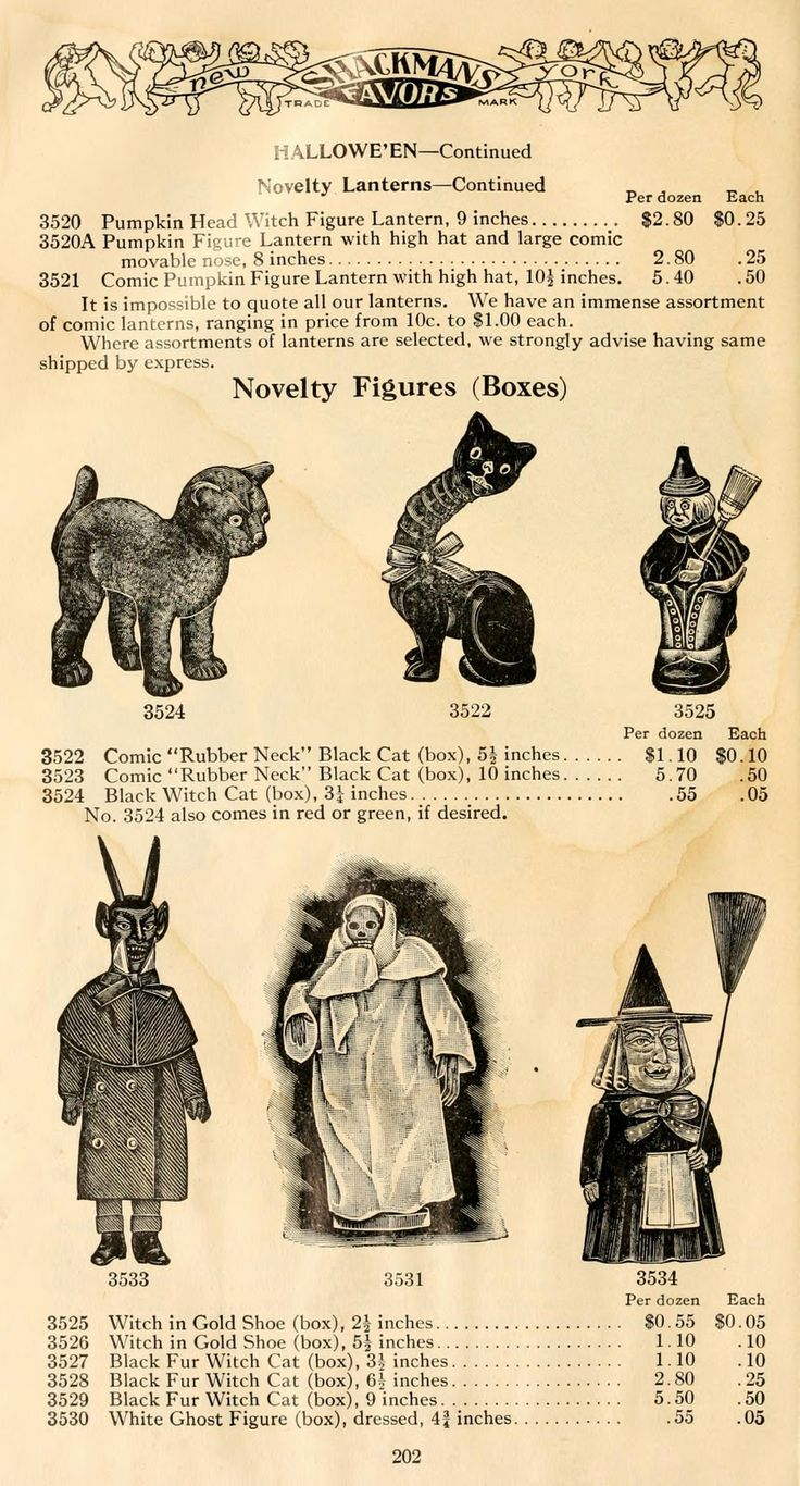 Vintage Ephemera: witches and witchcraft