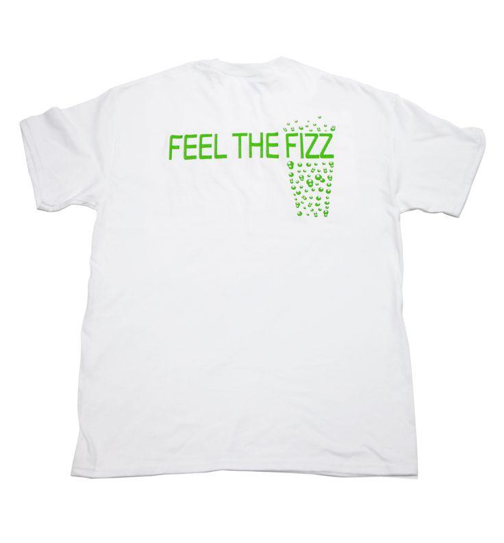 VF Green Shirt Back