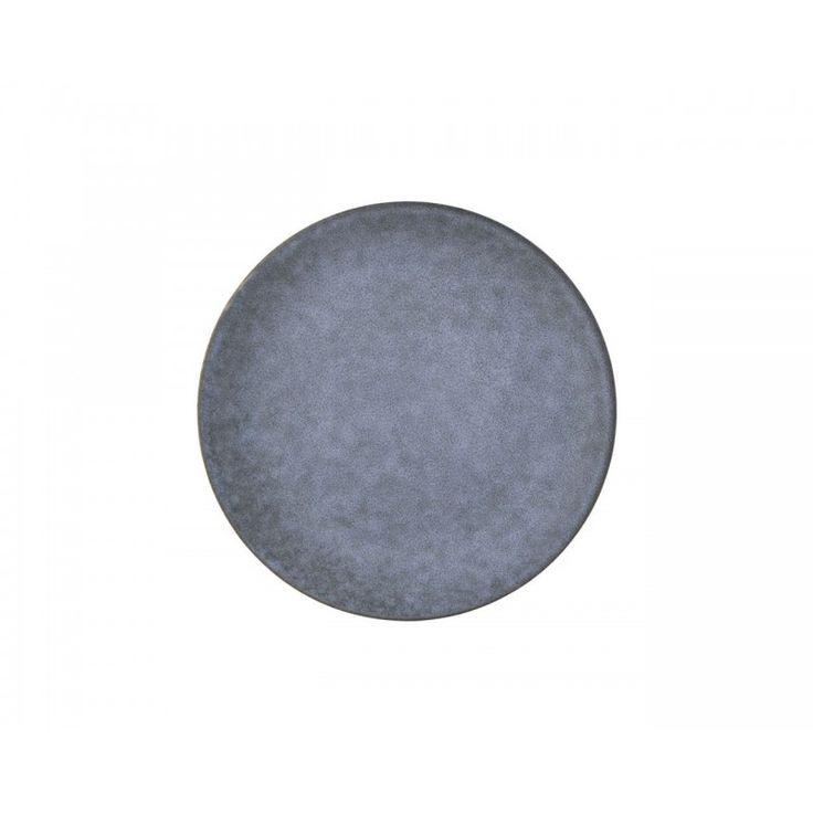 Plate GREY STONE - 25.4x2