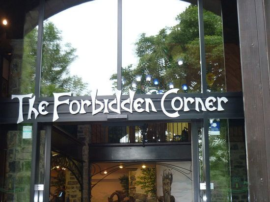The Forbidden Corner, Middleham, North Yorkshire, England