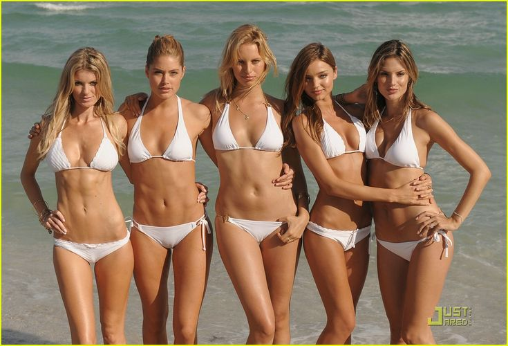 so many things can go wrong while wearing a white bikini... but its worth the risks!