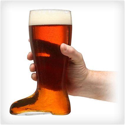 Das Boot Beer Glass