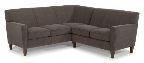 Digby Sectional 3966 SECT Shown With 33 amp 28 Pieces In