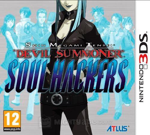Shin Megami Tensei Devil Summoner: Soul Hackers ~ Nintendo 3DS