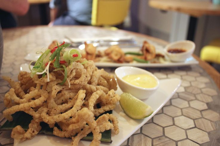 Calamari All Bar One Norwich