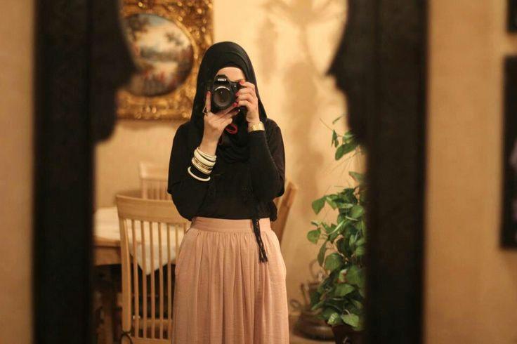 Hijab style