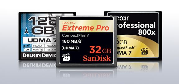 Fast Memory Cards with Generous Capacities http://bhpho.to/IdNV5y