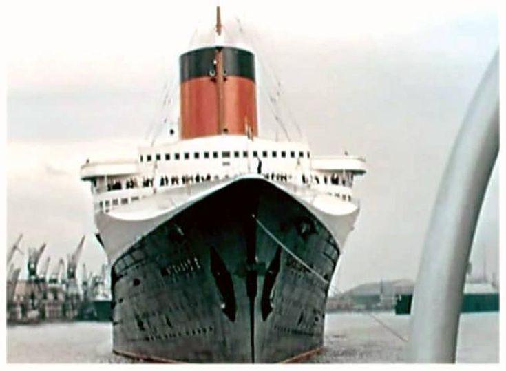 SS NORMANDIE AU HAVRE