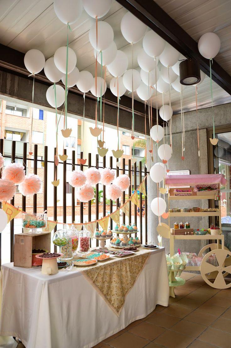 Las 25 mejores ideas sobre primera comunion decoracion en for Decoracion hogar uruguay