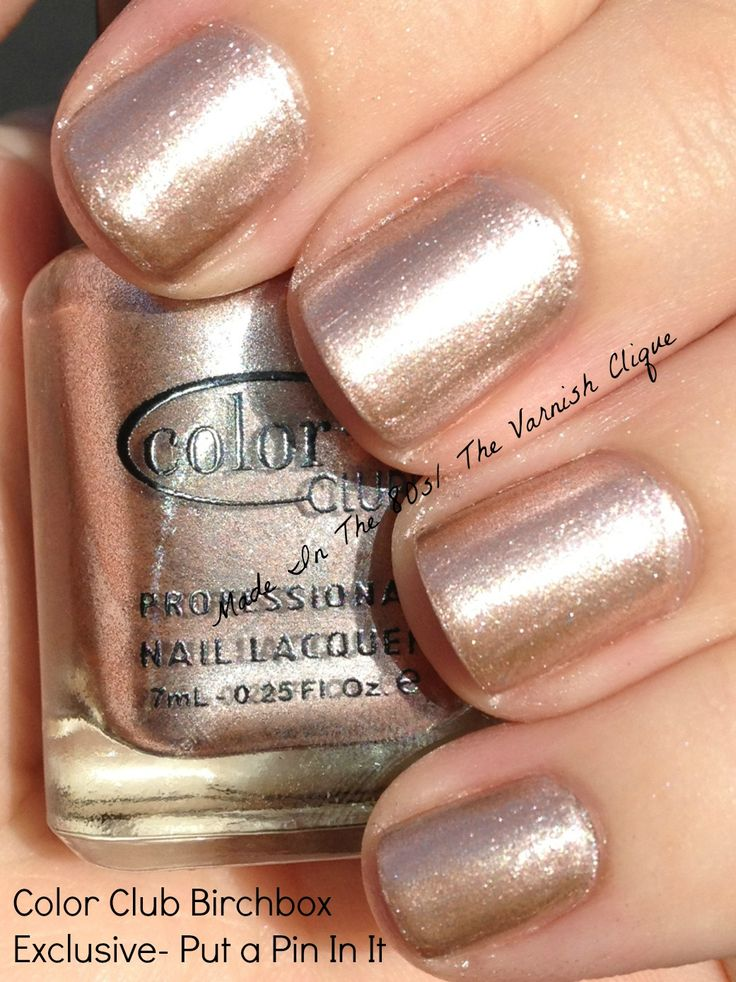 43 best My Color Clubs images on Pinterest | Color club, Nail polish ...
