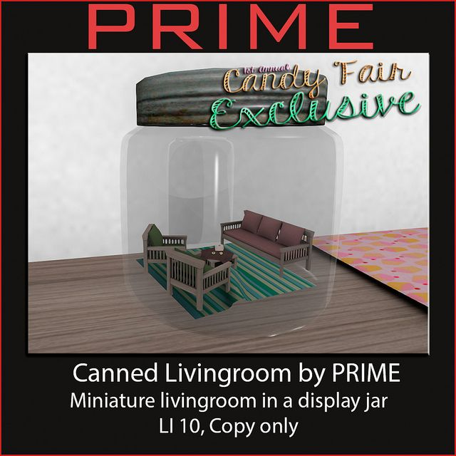 Canned Livingroom by PRIME | Flickr - Photo Sharing!
