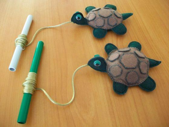 «Игры— моталочки». Нестандартное физкультурное оборудование своими руками - Для воспитателей детских садов - Маам.ру