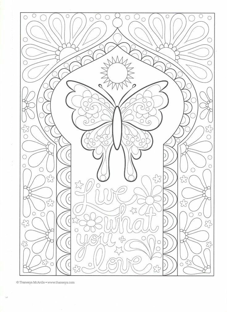 241 Best Adult Coloring Fun Images On Pinterest Art