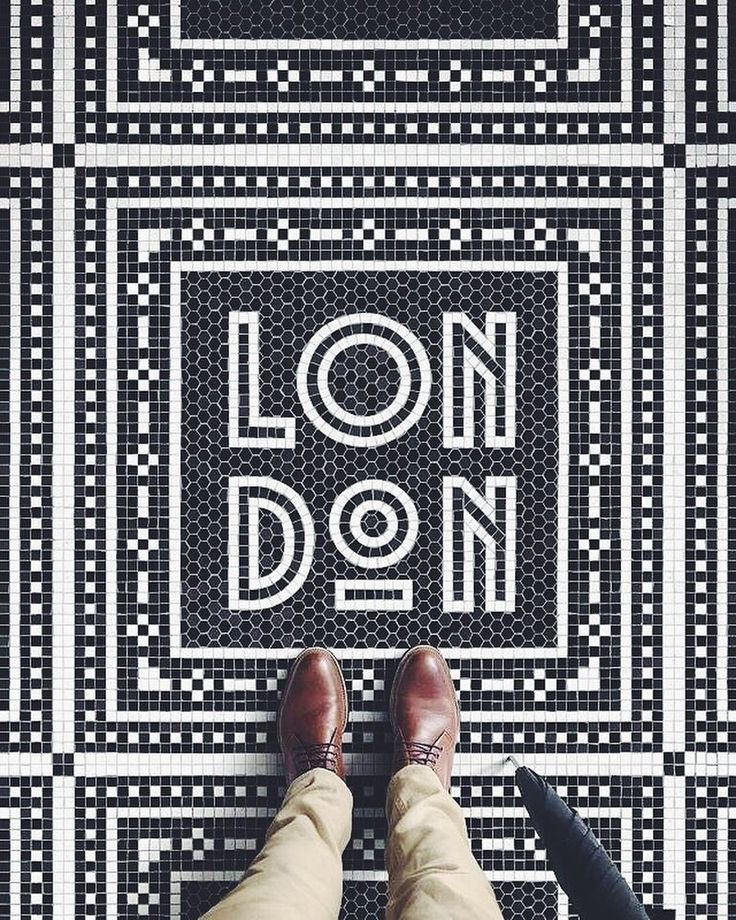 Art deco floor by @nickmisani via @type.gang #dcnlondon #dcntypography
