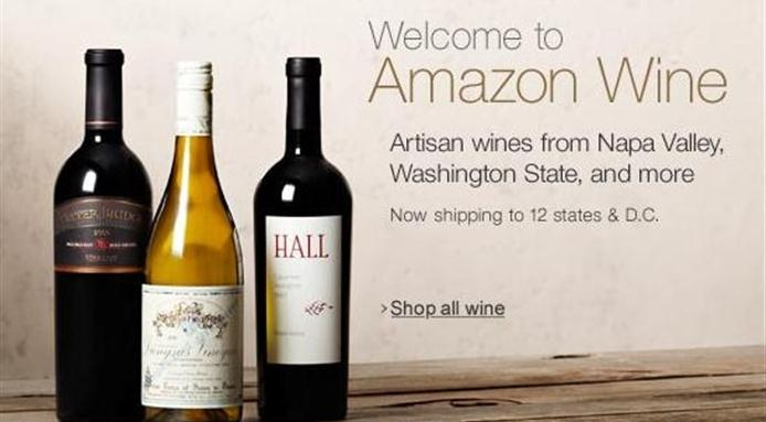#Amazon launches new #Wine delivery service - Read more here: http://www.finedininglovers.com/blog/news-trends/amazon-wine/