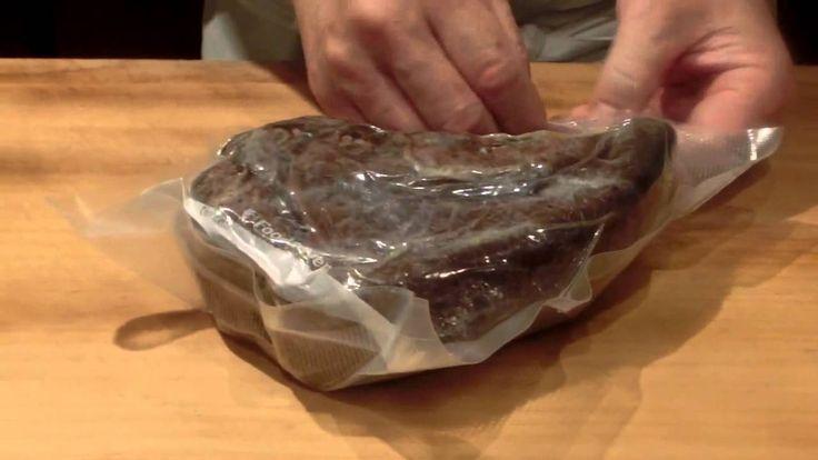 牛タンの塩漬け(コーンタン) 【3】・・・・大和の おつまみ