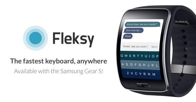 Fleksy becomes the Samsung Gear S's keyboard app of choice - http://www.doi-toshin.com/fleksy-becomes-samsung-gear-ss-keyboard-app-choice/