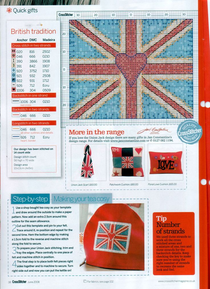 312 best Stitching - British inspired images on Pinterest ...