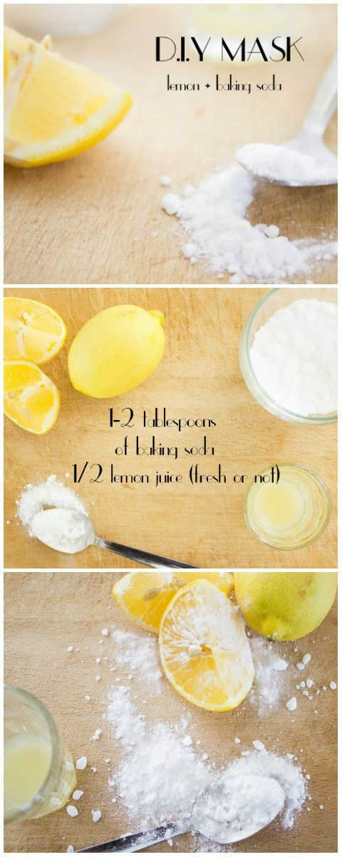 easy DIY face mask. Acne remedy and perfect for oily skin. only two ingredients more on www.thedailylace.com