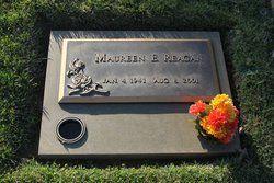 Maureen Reagan Grave | Maureen Elizabeth Reagan (1941 - 2001) - Find A Grave Memorial